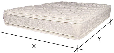 custom size mattress specs